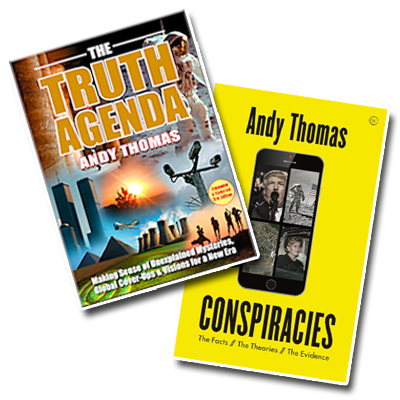TWO BOOK PACKAGE: Truth Agenda & Conspiracies